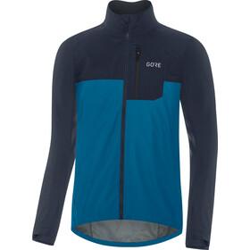 GORE WEAR Spirit Jacket Men, niebieski/szary